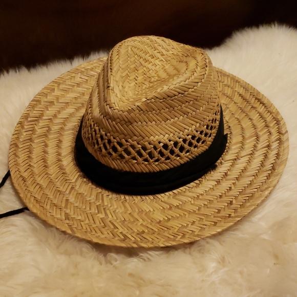 Target Other - Men's Straw Hat